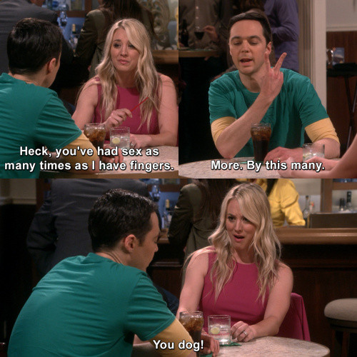 The Big Bang Theory - More