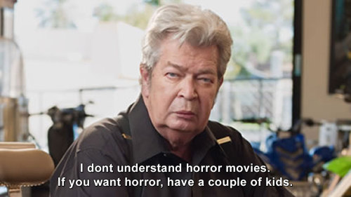 Pawn Stars - I dont understand horror movies