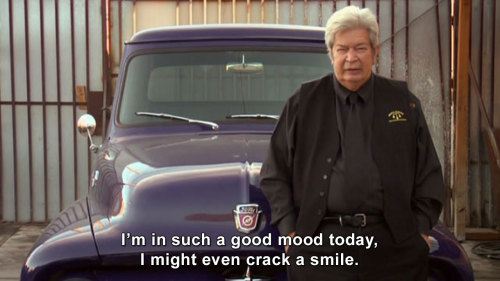 Pawn Stars - I'm in such a good mood today