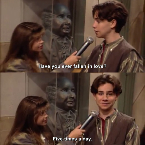 Girl Meets World - Have you ever fallen in love?