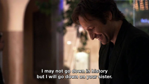 Californication - I may not go down in history