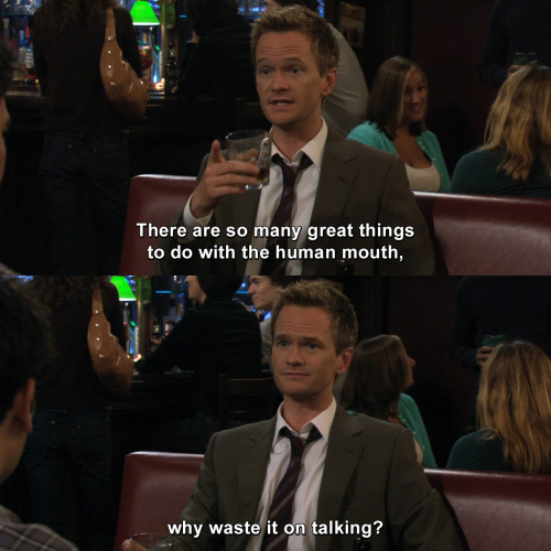 How I Met Your Mother - There are so many great things