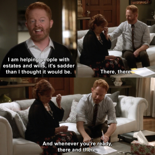 Modern Family - It's sadder than I thought it would be
