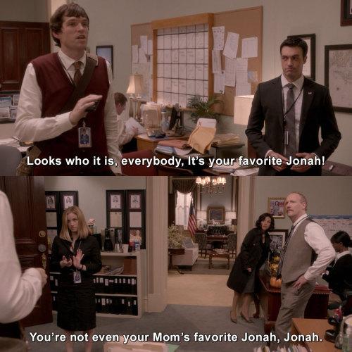 Veep - Your mom