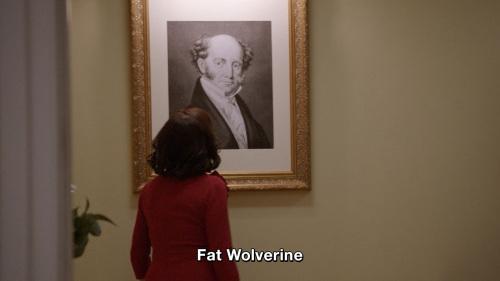 Veep - Fat Wolverine