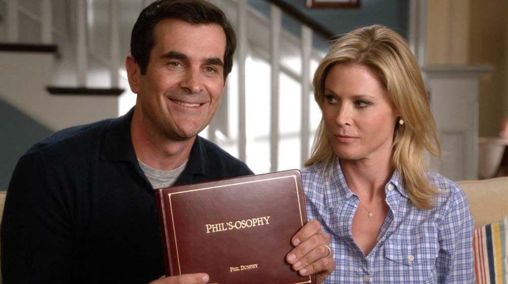 Lessons and advice Phil Dunphy has collected over a lifetime of keen observation