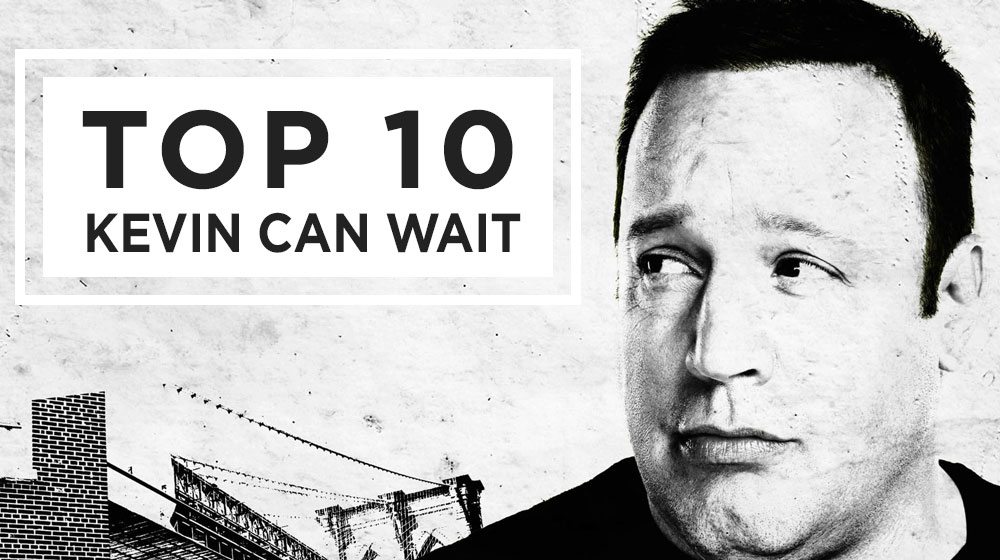 Top 10 Kevin Can Wait Quotes