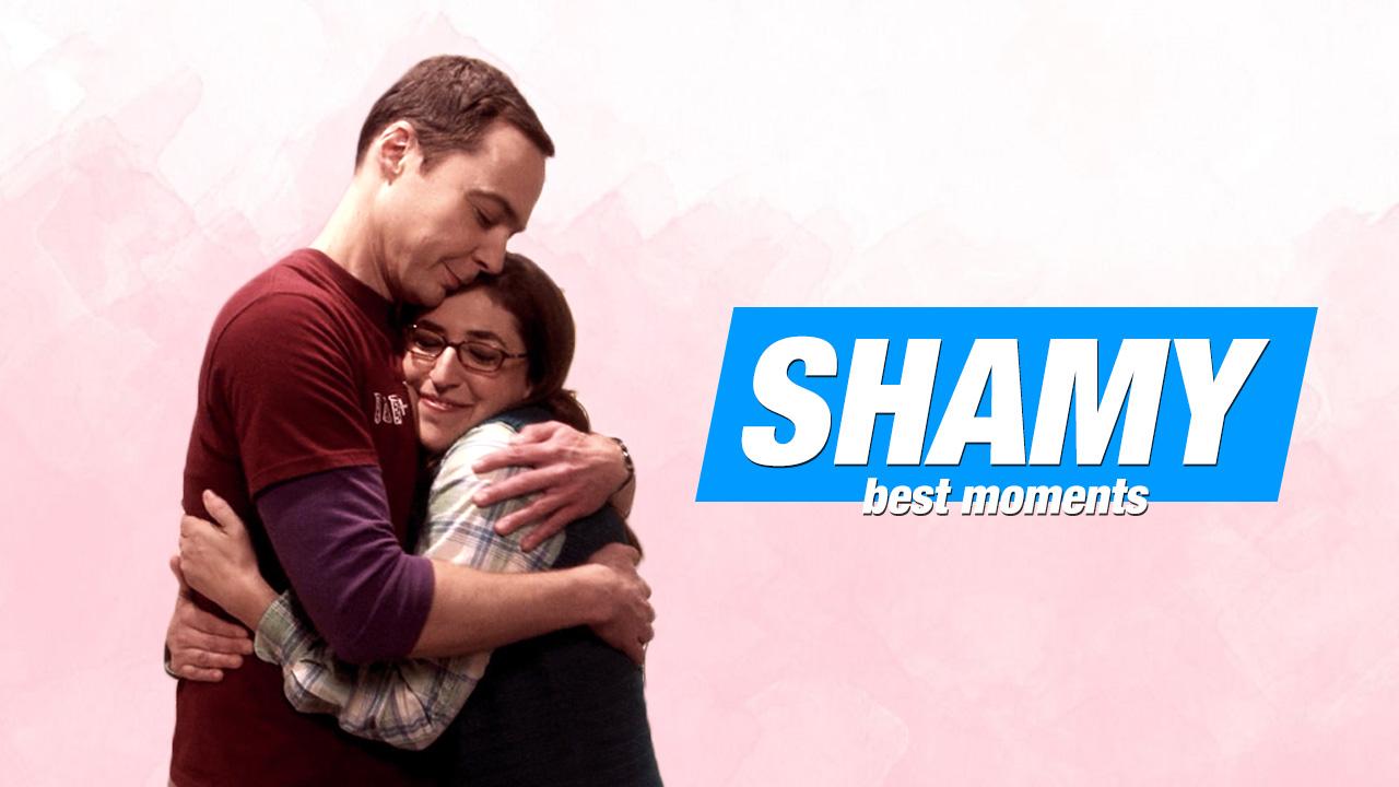 Big Bang Theory Sheldon and Amy - Best Shamy Moments