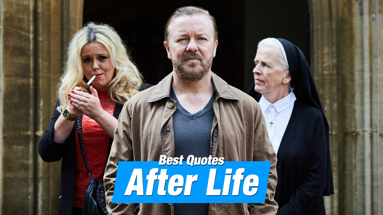 10 Times Ricky Gervais From 'After Life' Made Us Burst Out Laughing