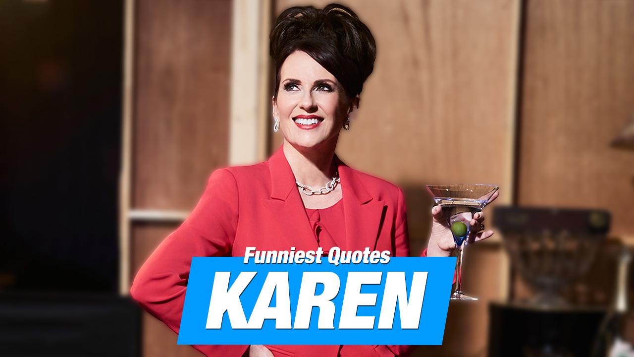 15 Times Karen Walker From 'Will & Grace' Made Us Burst Out Laughing