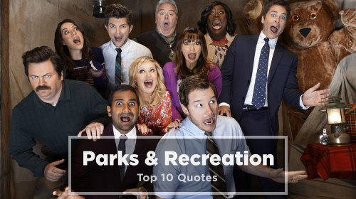 Parks and Recreation funniest Quotes