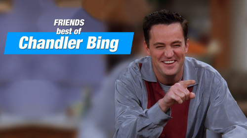 20 Times Chandler Bing couldn't control his sarcasm