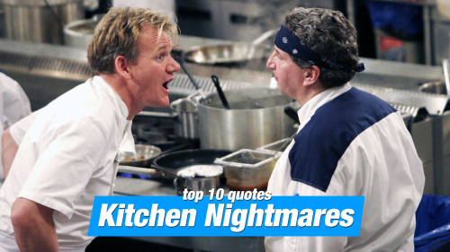 10 Times Gordon Ramsay From 'Kitchen Nightmares' Made Us Burst Out Laughing