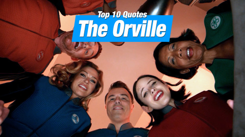 'The Orville' Funniest Moments