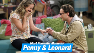 16 Most Romantic Penny and Leonard Moments on The Big Bang Theory