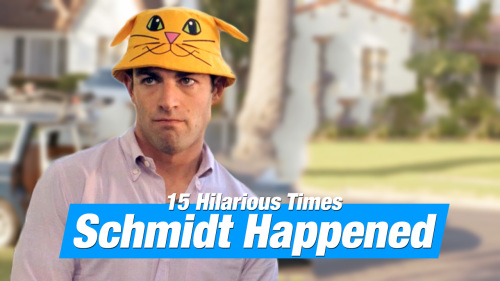 15 Times Schmidt Happened On 'New Girl'